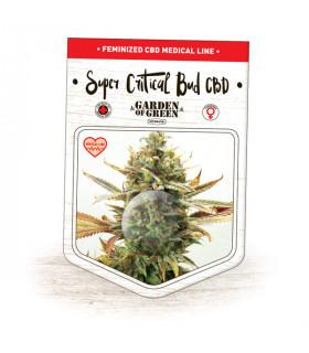 Super Critical Bud CBD (Garden of Green)