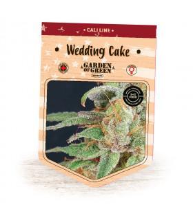 Wedding Cake (Garden of Green)