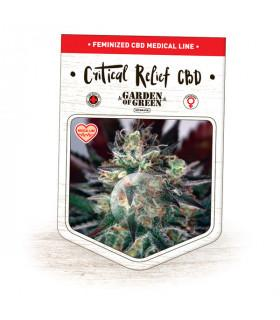 Critical Relief CBD (Garden of Green)