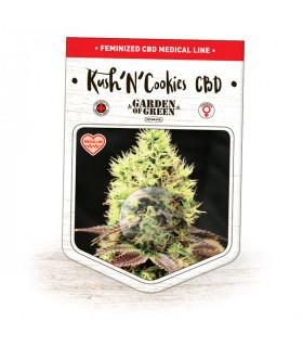 Kush 'n' Cookies CBD (Garden of Green)